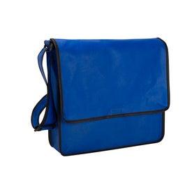 Monogrammed Poly Pro Messenger Bag