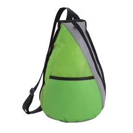 Printed Poly Pro Sling Pack