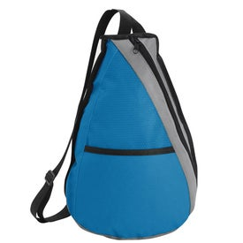 Monogrammed Poly Pro Sling Pack