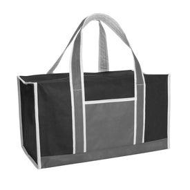 Printed Poly Pro Square Duffel Bag