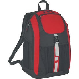 Personalized Deluxe Backpack