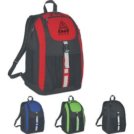 Deluxe Backpack for Advertising
