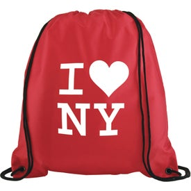 Customized Polyester Drawstring Back Pack