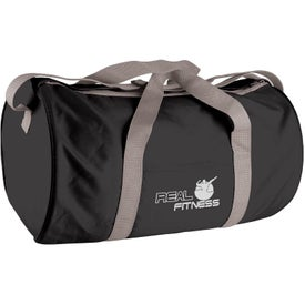 Polyester Duffel Bag for Promotion