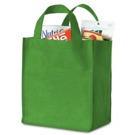Personalized Polytex Deluxe Grocery Bag
