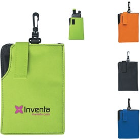 Imprinted Portable Electronics Case