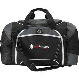 Branded Power Play Duffel