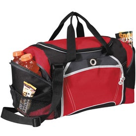 Power Play Duffel Branded with Your Logo