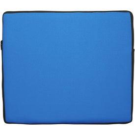 Personalized Premium Neoprene Laptop Sleeve Solid Color
