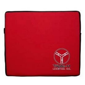 Company Premium Neoprene Laptop Sleeve Solid Color