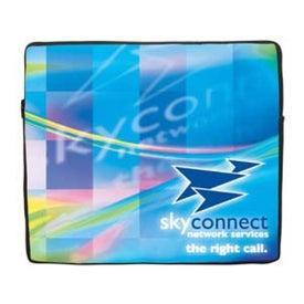 Premium Neoprene Laptop Sleeve Large (Full Color)