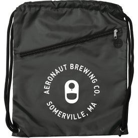 Prevail Drawstring Backpacks