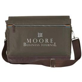Academe Computer Messenger Bag for Your Organization