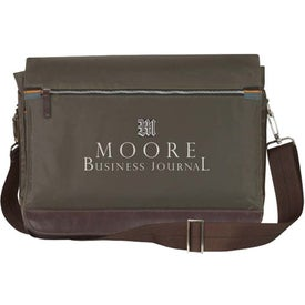 Academe Computer Messenger Bag