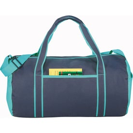 Promotional Punch Barrel Duffel Bag