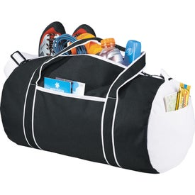 Branded Punch Barrel Duffel Bag