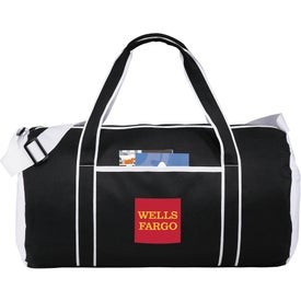 Branded Punch Barrel Duffel Bag