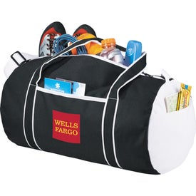 Punch Barrel Duffel Bag for Your Church