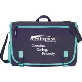 Punch Compu-Messenger Bag for Customization