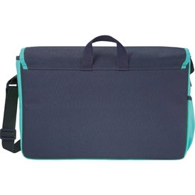Punch Compu-Messenger Bag with Your Logo