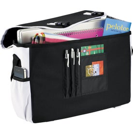 Punch Compu-Messenger Bag for Customization