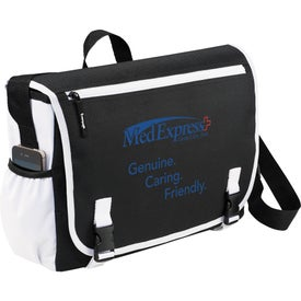 Company Punch Compu-Messenger Bag