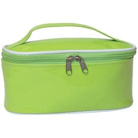 Branded PVC Cosmetic Bag