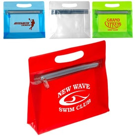 PVC Pouches with Handle