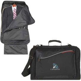 Personalized Quadruple Double Garment Bag