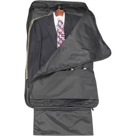 Company Quadruple Double Garment Bag