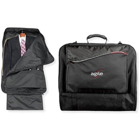 Quadruple Double Garment Bag