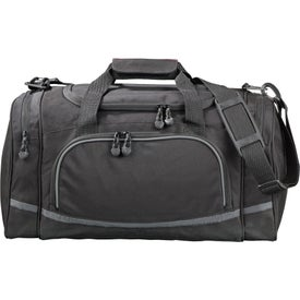 "Quest 20"" Duffel Imprinted with Your Logo"