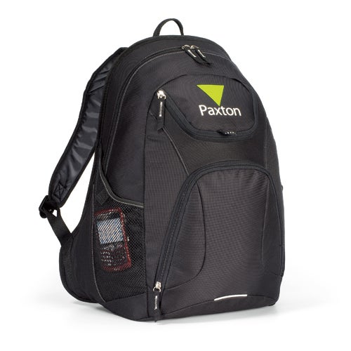 Black Quest Computer Backpack