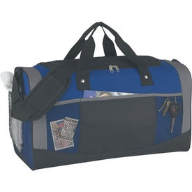 Advertising Quest Duffel Bag