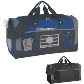 Logo Quest Duffel Bag