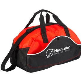 Quick Kick Duffel Bag Branded with Your Logo