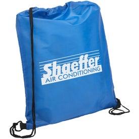 Imprinted Quick Sling Budget Backpack