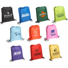 Promotional Quick Sling Budget Backpack