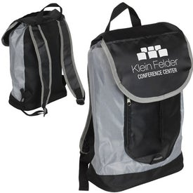 Printed Quick Step Backpack