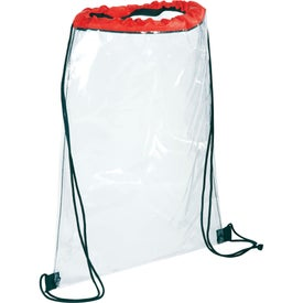 Rally Clear Cinch Bag for Your Organization