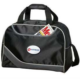 Rally Sports Duffel with Your Slogan
