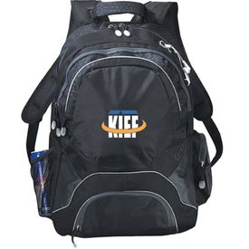 Reboot Computer Backpack Printed with Your Logo