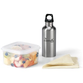 Monogrammed Recycled Essential Lunch Kit