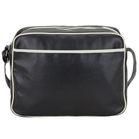 Branded Retro Airline Shoulder Bag