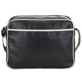 Branded Retro Airline Shoulder Bag