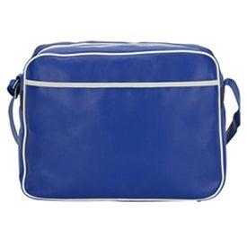 Retro Airline Shoulder Bag for Promotion