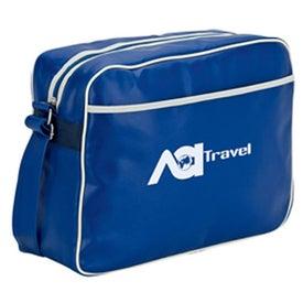 Custom Retro Airline Shoulder Bag
