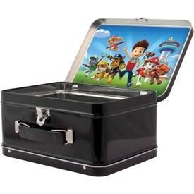 Branded Retro Lunch Box