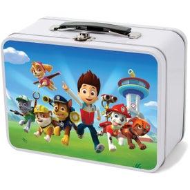 Custom Retro Lunch Box