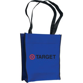 Printed Reusable Shopping Tote